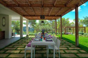 luxe vila Ibiza